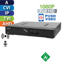 DVR  4 Canales 1080p Multiformato HomeSys by Avtech (VR401)