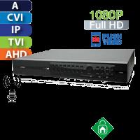 DVR 16 Canales 1080p Multiformato HomeSys by Avtech (VR403/E)