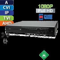 DVR 16 Canales 1080p Multiformato HomeSys by Avtech (VR403)
