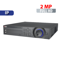 NVR 32 Canales 2 MP hasta  5 MP 2U Dahua (NVR4832-16P)