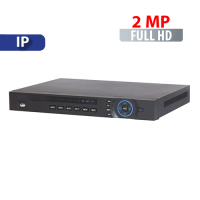 NVR 32 Canales 2 MP Dahua (NVR5232-P/2T)