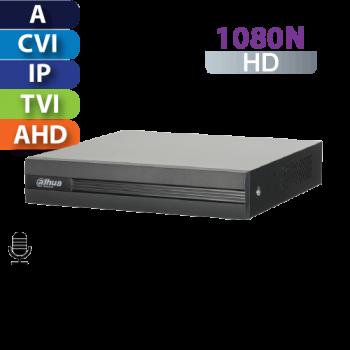 DVR  4 Canales  720p Penta-Brid 1U Dahua (XVR1A04)