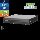 DVR  4 Canales 1080p  Penta-Brid Smart 1U Dahua (XVR1B04H)