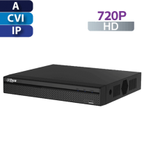 DVR Tríbida 04ch 720p Dahua (HCVR4104HS-S3)