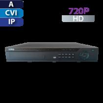 DVR Tribrid 32ch 720p Saxxon/Dahua (SX72032L)