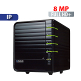 NVR  4 Canales   8 MP IP NUUO (NV-2040-US)