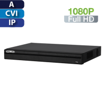 DVR 32 Canales 1080p  Tríbrida Saxxon by Dahua (SAX1832S3)