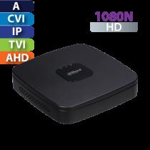 DVR  4 Canales  720p Penta-Brid Smart 1U Dahua (XVR4104CN)