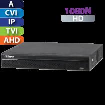 DVR 16 Canales  720p Penta-Brid Smart 1U Dahua (XVR4116HS)