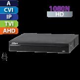 DVR  4 Canales  720p Penta-Brid Smart 1U Dahua (XVR4104HS-S2)