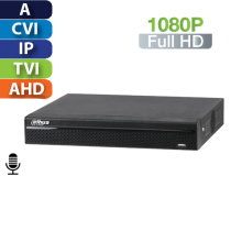 DVR 32 Canales 1080p Penta-Brid Smart Search Dahua (XVR5232ANX)
