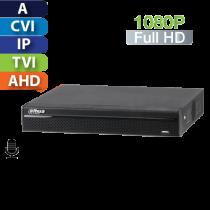 DVR 16 Canales 1080p Penta-Brid Smart 1U Dahua (XVR5216AN-X)