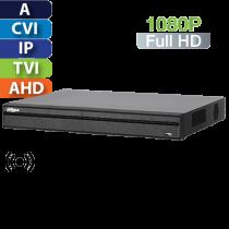 DVR 16 Canales 1080p Penta-Brid Smart con ALARMA Dahua (XVR5216AN)