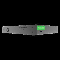 Grabador de video en red, Escritorio, Todo en Uno, Servidor IP PoE, Cámara 4-IP, Puerto de cámara IP de 4 PoE clase 2, Velocidad de almacenamiento de 40 Mbps, 12 VCC, 7.5 A, PoE de 30 vatios, 1 TB (PE04-01T-M)