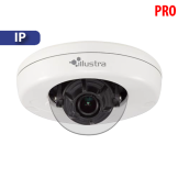 Cámara Domo IP 2 MP Antivandálico PoE Illustra  (ADCi610-M111)