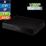 DVR  4 Canales 1080p  Penta-Brid Lite Digital ZKTeco (Z8304XE-CL)