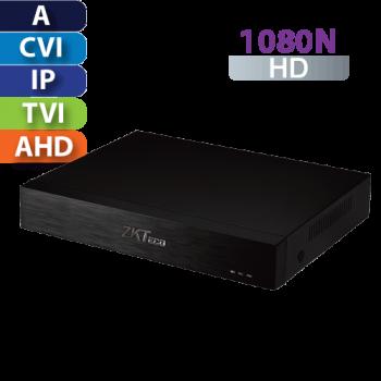 DVR  4 Canales  720p Penta-Brid  Lite Digital ZKTeco (Z8304XE-S)