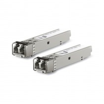 UBQ UF-SM-1G-S Modulo fibra optica SFP 2-PACK UBIQUITI (UF-MM-1G)