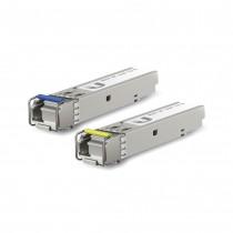 UBQ UF-SM-1G-S Modulo fibra optica SFP 2-PACK UBIQUITI (UF-SM-1G-S)