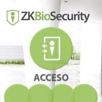 Software de Acceso ZKBioSecurity 3.0 (Licencia por No. de Puertas) ZKSoftware (ZKBio3.0/Acce)