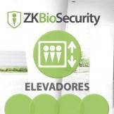 Software de Elevadores (Licencia por Cabina) para ZKBioSecurity 3.0 ZKTeco (ZKBio3.0/Elev)