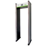Arco Detector de Metal de 18 zonas con Control Remoto ZKTeco (ZK-D3180S)