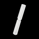 Varillas de rotura, acrílico rayado, 12 piezas (FMM-100GR)