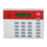 Teclado Adicional LCD para FPD-7024 Bosch (FMR-7033)