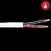 Cable P/Incendio Multifilar 18x 2 ( 1par) blanco @150mts UPG (UF1802S)