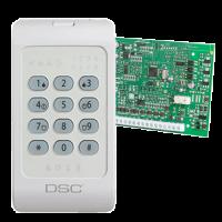 Kit: Alarma y Teclado 8 Zonas DSC (PC1404CLCSPA)