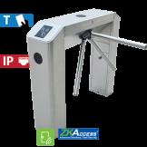 Molinete de Puente con Control de Acceso de Tarjeta  ZKTeco (TS2011 Pro)