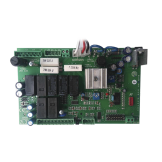 Tarjeta controladora Barrera CAME 4010 - Naranja (3199ZL37F110)