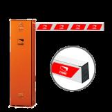 Barrera Naranja Derecha Con Brazo CAME (001G4010)