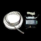 Luz LED para Brazo Semi-elíptico (Ovalado) + Transformador CAME (009RGBIP65+TRANS)