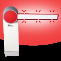 Kit de Barrera Reversible CON Iluminación Ditec