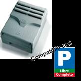 Control de Letreros, Conteo de Vehículos y Relevadores CAME (PSI01)