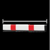 Brazo Telescópico SIN ILUMINACIÓN de 3.8m para Barrera PB1030 ZKTeco (Arm for PB1000)