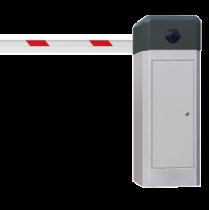 Barrera Derecha 110V / 220V con Brazo Telescópico ZKTeco (PB4030R)