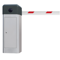 Barrera Izquierda 110V / 220V con Brazo Telescópico ZKTeco (PB4030L)