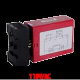Loop Magnético 110VAC para Detección Vehicular de 1 Zona  ZKTeco (PSA02-B)