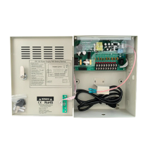 Power Supply 9ch,  5Amp w/Backup Pyxis (PW-PX9)