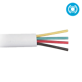 Cable Multifilar 22x4 ( 2pares) Blanco @150mts UPG (U2204-9C5)