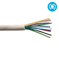Cable Multifilar 22x12 (6pares) Blanco @150mts UPG (U2212-9B5)