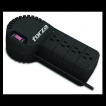 Regulador de Voltaje Automático 1000VA/500W 4 Salidas 110V Forza FVR-1001 (UR100FOR06)