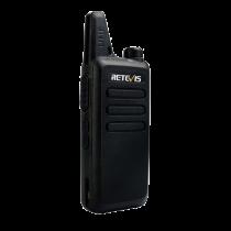 Radio Portatil / Antena Corta / Carga USB Retevis (RT22)